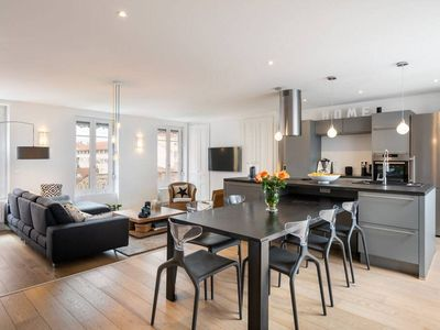 Photo for Le Duplex - Amazing flat overlooking the rooftops of Lyon