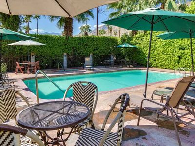 Photo for Oasis In The Sun - 8 Bedrooms + 8 Bathrooms: 8 BR / 8 BA home in Palm Springs, Sleeps 12