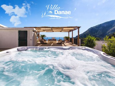 Photo for Villa Danae, sea hills and relaxation