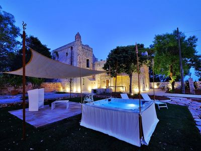 Photo for Masseria Chianca  is a traditional farmhouse, with 3 bedrooms and 2 bathrooms