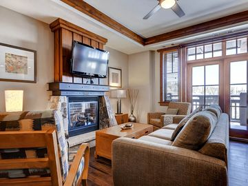 Luxury Ski in Ski Out 3 Bedroom is the Ultimate in Convenience and Amenities