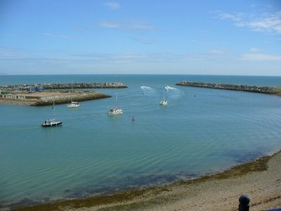 Photo for An apartment in Eastbourne offering stunning sea and harbour views