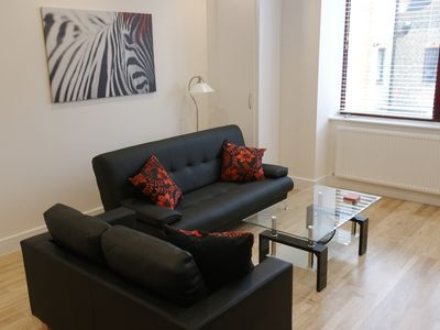 Photo for Modern and clean apartment near Gatwick Airport