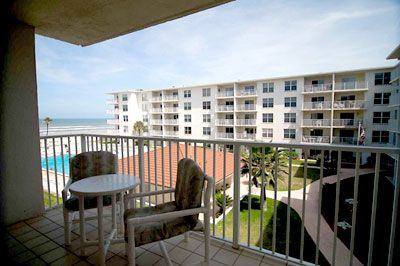 Photo for 2bed/2ba Ocean view condo in New Smyrna Beach!