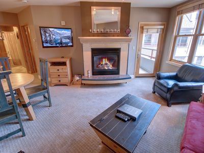 Photo for Silver Mill 8255 Walk to Gondola, Free Parking, Wifi, Hot tub, Fire Place