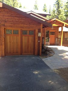 Photo for Family Friendly Northstar Cabin with 2 Car Garage