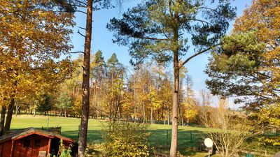 Photo for Pure nature at the golf course Stromberg