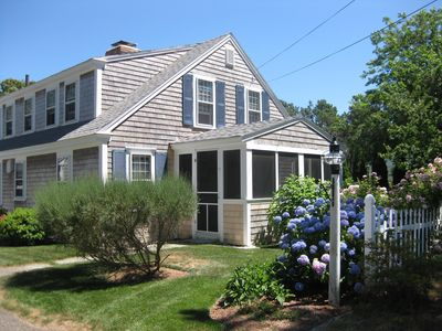 Photo for Spacious Home -  Walk to Several Nantucket Sound Beaches- Great for Families