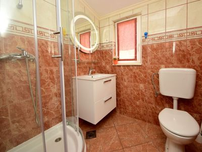 Photo for Apartment Marina in Rogoznica/Ražanj - 4 persons, 1 bedrooms