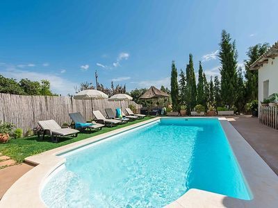 Photo for Vacation home Es Xipres in Mallorca/Manacor - 9 persons, 5 bedrooms