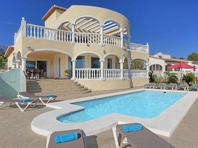 Photo for Villa Amancay - This villa comes with a private pool, a/c & WI-FI.