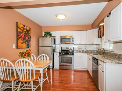 Photo for 2BR Villa Vacation Rental in Seaside Park, New Jersey