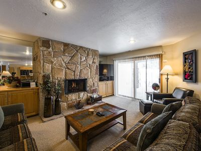 Photo for 3-BD Park City Base Area Condo, Walk to the Slopes, Close to Main Street