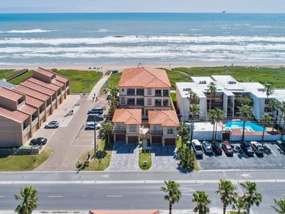 Photo for Oceanfront Townhouse with Private Pool & Hot Tub! Sleeps 24!