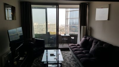 Photo for Full apartment in nice neighborhood of La Reina in Santiago of Chile.