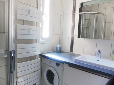 Photo for Apartment 93 m from the center of Le Lavandou with Parking, Internet, Washing machine, Air conditioning (114925)