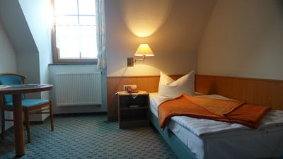 "Photo for Single Room - Country Hotel ""Neuwiese"" with traditional inn ""At the Mill"""