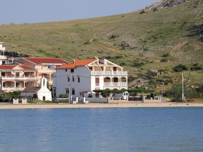Photo for Studio appartment in Metajna (Pag) capacity 2+1