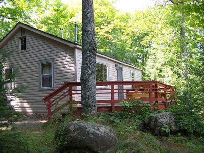 Photo for 2BR Cottage Vacation Rental in Phelps, Wisconsin