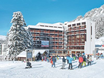 Photo for Apartment Le Panoramic 4  in Flaine Forêt, Haute - Savoie - 8 persons, 2 bedrooms