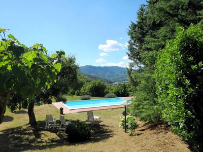 Photo for 2 bedroom Villa, sleeps 6 in Corgna with WiFi