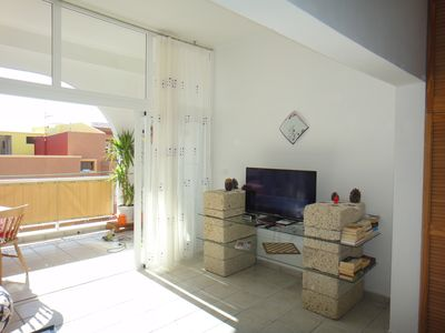 Photo for TF South, San Isidro, SuperApt. 90 sq.m. newly renovated. New möblie, 2 Bedroom