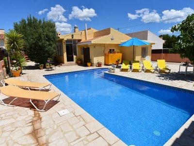 Photo for Vacation home Villa Virgen in Miami Platja - 10 persons, 4 bedrooms