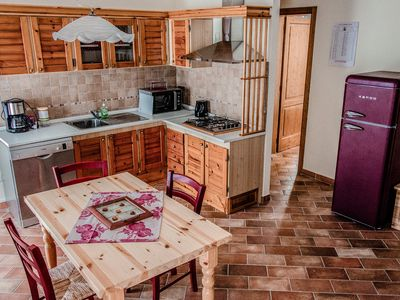 Photo for Apartment in the center of Palaia, close to the main services