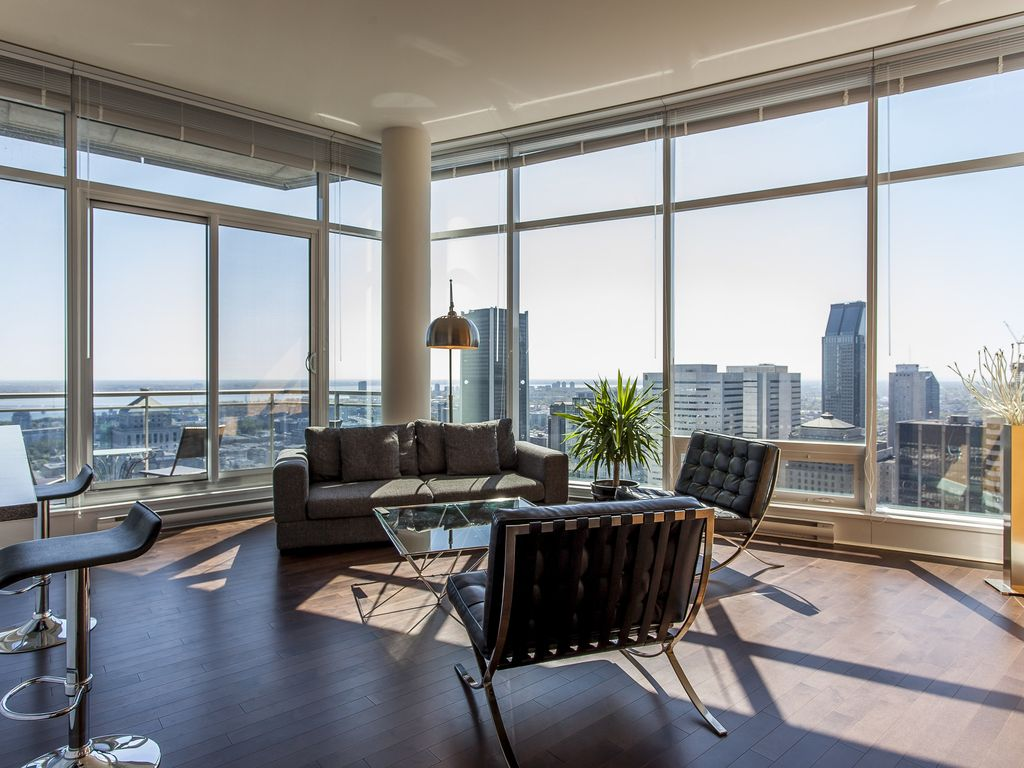 360 - MONTREAL'S QUARTIER des SPECTACLE- LUXURY 2 BDRM, 2 BATH  SUITE
