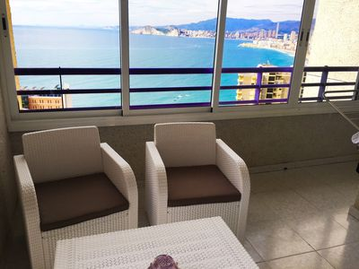 Photo for TROPIC MAR sea view apartments