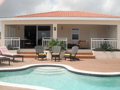 Photo for Ocean view , free wifi , sleeps 6 , private pool