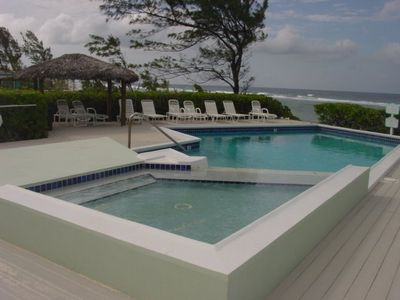 Relax in Cayman Casual style. Modern convenience in a quiet beachfront setting.