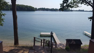 Photo for July availability! Adorable 2br/1ba Silver Lake cottage in Traverse City!