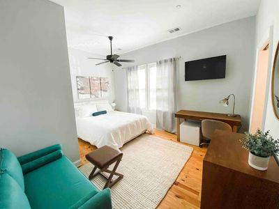 Photo for Airy Light Filled Executive Rental Downtown!