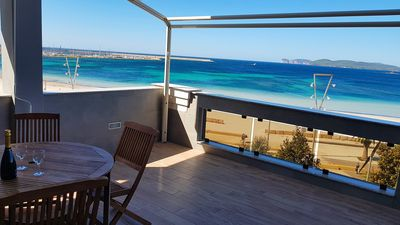 Photo for prestigious penthouse by the sea with breathtaking panoramic views - Wi-Fi