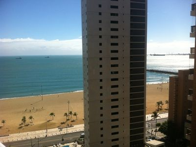 Photo for APARTMENT WITH SEA VIEW IRACEMA BEACH