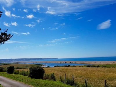 Photo for Weymouth, Dorset - Pebble Bank with stunning views of Chesil Beach