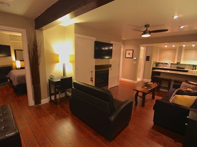 Photo for Lakeside Gondola Lodge 4 Bedroom Suite (sleeps 6-14)