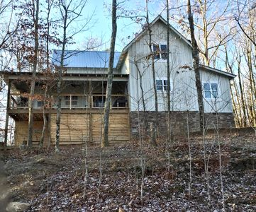 Photo for Mountain Farmhouse: 4 Bedrooms, 3.5 Baths, Great Porches And Lake Views