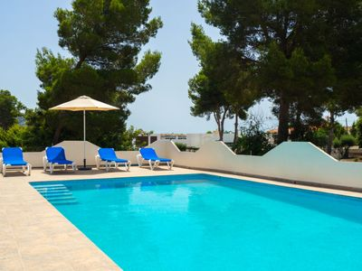 Photo for 3 bedroom Villa, sleeps 8 with Pool, FREE WiFi and Walk to Beach & Shops