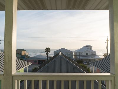 Photo for Beautiful 3 Bedroom Townhome Steps from the Beach!
