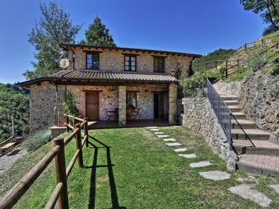 Photo for Brucciano Holiday Home, Sleeps 4 with Pool