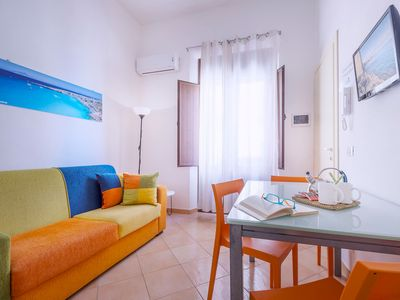Photo for Charming Bilocal in storic center and near port of Trapani
