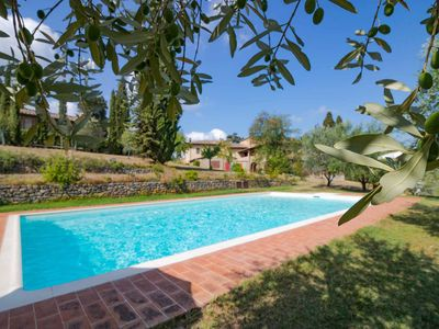 Photo for Proco - One of a kind apartment in San Gimignano. Charm&style. Pool, WIFI, view.