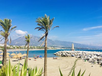 Photo for Marbella Brand New Beachside Penthouse