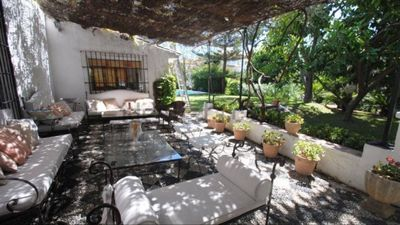 Photo for Cortijo Andaluz on the Golden Mile with spectacular garden and pool.