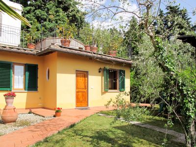 Photo for Vacation home La Collina (MFI141) in Montefiridolfi - 4 persons, 2 bedrooms