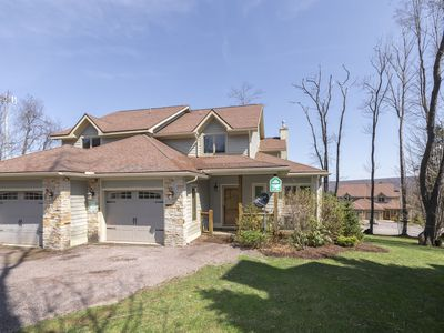 Photo for Middle Lake Overlook - Premier Home in Central Lake Area w/ Hot Tub
