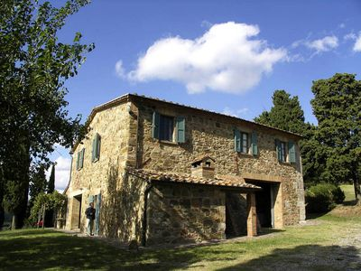 Photo for 4BR Villa Vacation Rental in San Casciano Dei Bagni Area, Tuscany
