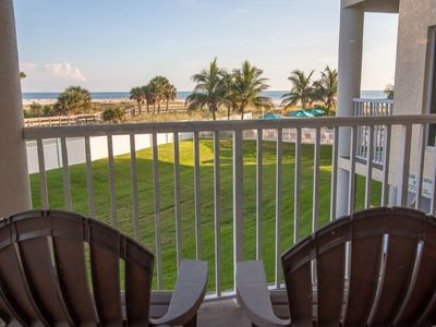 Photo for Great Family Value.  Lower Floor with Great View of Gulf.